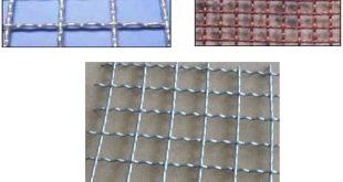 معرفی انواع توری فولادی